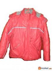 Продаётся куртка зимняя на мальчикаGee Jay