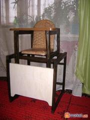 Продаётся стульчик-столик для кормления