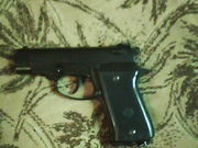 пистолет пневматичесский газобаллонный ANICS A101